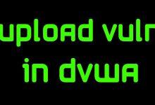 (三)DVWA文件上传漏洞源码审计
