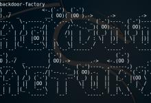 免杀后门(三)之backdoor-factory patch注入绕过