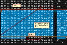 PE结构学习01-DOS头-NT头-节表头