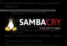 Msf复现Samba远程代码执行漏洞
