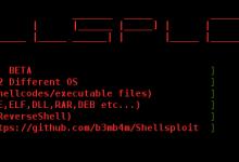 Shellsploit注入器简单利用